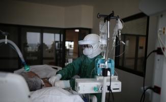 Bursa'da yoğun bakım yataklarının yüzde 75'i doldu