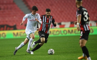 Bursaspor bu sezon ilk kez 4 gol yedi