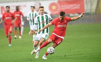 Bursaspor deplasmanda Ümraniyespor'la karşılaşacak