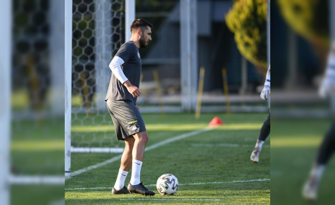 Bursaspor'da Ümraniyespor maçı hazırlıkları devam ediyor
