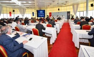 Büyükşehir meclisinde komisyon seçimleri yapıldı