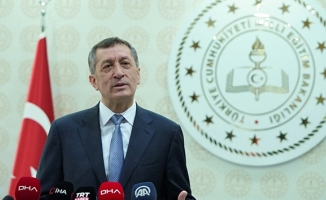 Milli Eğitim Bakanı Ziya Selçuk: 'Liselerde ikinci dönemde tek sınav olacak'