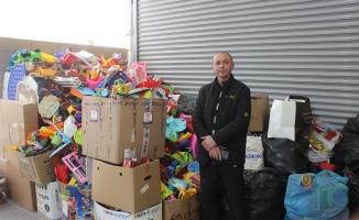 (Özel) 11 bin çocuğu sevindiren oyuncak projesi çalındı, mahkemenin yolunu tuttu