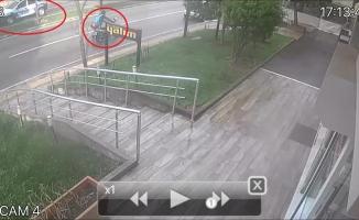 (Özel) Motosikleti çalan hırsızın pişkinliği pes dedirtti