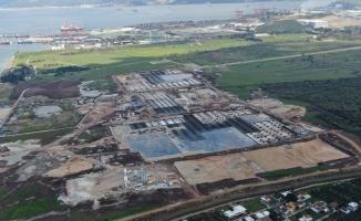 TOGG inşaatı hızla yükseliyor, büyük proje canlı yayında izlenecek