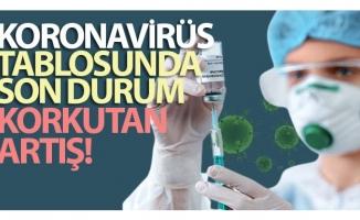 Türkiye'de son 24 saatte 62.606 yeni vaka tespit edildi, 288 kişi hayatını kaybetti