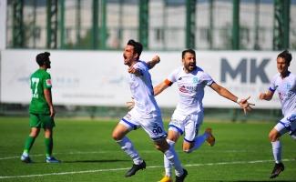 3. Lig Play-Off: Bursa Yıldırımspor: 1 - 1954 Kelkit Belediyespor: 1