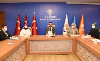 """AK Partiden """"Darbelerden Demokrasiye"""" açıklaması"""