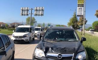 Bursa'da cipin çarptığı adam hayatını kaybetti