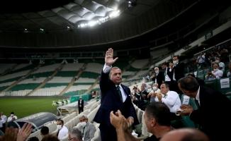 Bursaspor'da kongre tarihi belirsizliği sürüyor