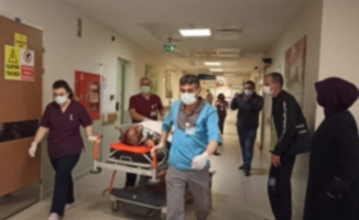 Cipin çarptığı yaşlı adam hayatını kaybetti