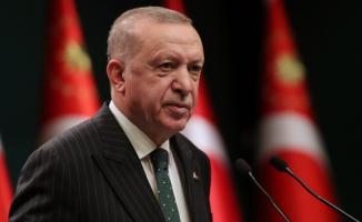 Cumhurbaşkanı Erdoğan: 'Sessiz kalan herkes bu zulme ortaktır'