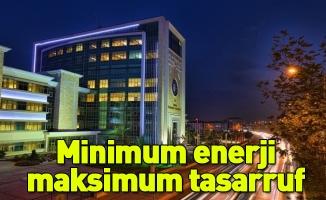 Minimum enerji maksimum tasarruf