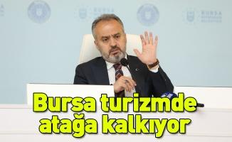 Bursa turizmde atağa kalkıyor