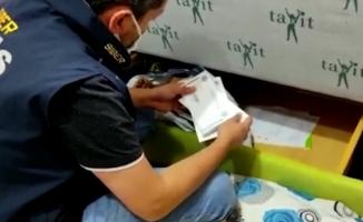Bursa'da 34 milyon liralık yasa dışı bahis operasyonu