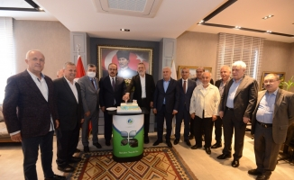 Bursa'nın gururu Yeşil Çevre