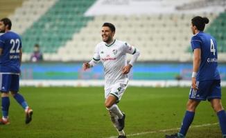 Bursaspor, Cüneyt Köz'le 2 yıllığına anlaştı