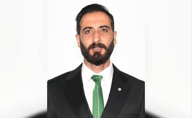 Bursaspor Yönetim Kurulu Üyesi Emrah Kılıç istifa etti