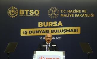 """Hazine ve Maliye Bakanı Lütfi Elvan: """"Enflasyonla mücadele tüm politikalarımızın merkezinde yer alıyor"""""""