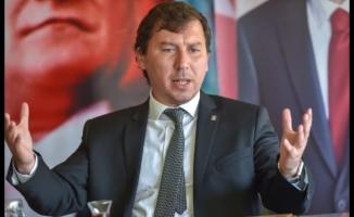 """AK Parti İnegöl İlçe Başkanından """"Cumhurbaşkanına hakarete"""" tepki"""
