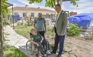 Hidrosefali hastası Batuhan artık çok mutlu