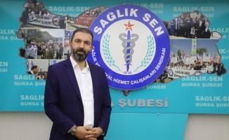 İznik Devlet Hastanesi'nde nöbet krizi