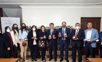 Kadın girişimcilerin beyce markalı ürünleri Türkiye ve tüm dünyada satışta