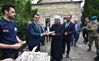 Murad-ı Hüdavendigâr Kosova'da dualarla anıldı