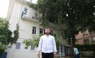 (Özel) Humeyni'nin sürgün yıllarında Bursa'da kaldığı ev 20 milyona satılacak