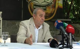 Saffet Akarsu, Bursaspor Divan Kurulu Başkan adaylığını açıkladı