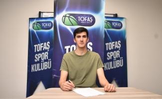 Tofaş, Bülent Hamza Çelik'le 5 yıllık profesyonel sözleşme imzaladı