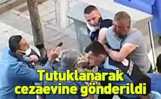 Tutuklanarak cezaevine gönderildi