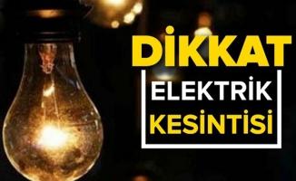 UEDAŞ açıkladı! İnegöl'de birçok noktada elektrik kesintisi yapılacak