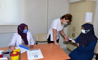 Yıldırım'dan kadınlara sağlık taraması
