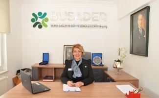Busader'in sağlık ve eğitim çalışmaları Türkiye'ye yayılacak