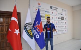 Hakan Arslan TECO Karacabey Belediyespor'da