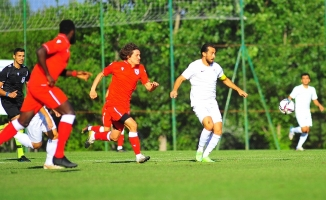 Hazırlık maçı: Bursaspor: 1 - Samsunspor: 2