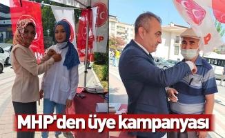 MHP'den üye kampanyası