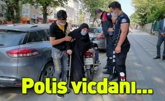 Polis vicdanı...