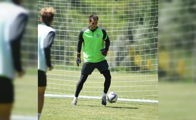 Samsunspor maçı sonrası Bursaspor'da hazırlıklar devam etti