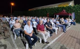 SP İnegöl ilçe divan toplantısı yapıldı