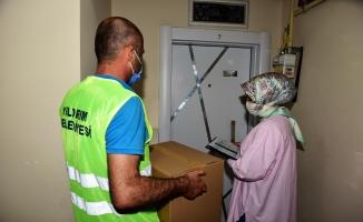 Yıldırım Belediyesi'nden çölyak hastalarına destek