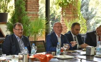 AK teşkilatlar Bursa için çalışıyor