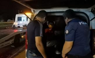 Çaldığı araçla tatile giderken Bursa'da yakalandı