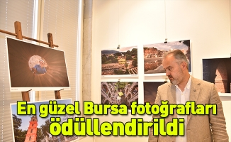 En güzel Bursa fotoğrafları ödüllendirildi