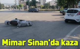 Mimar Sinan'da kaza