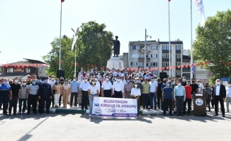 Mustafakemalpaşa Belediyesi 140 yaşında