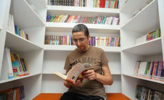 Nilüfer'de 9 ayda 2 bin kişi ödünç kitap aldı