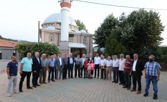 Vekil Muhammet Müfit Aydın'dan İnegöl ziyareti