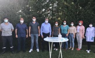 Yeşil Çevre'de aşı seferberliği